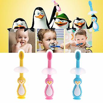 Silicone Teether Training Toothbrush Tool Dental Oral Care