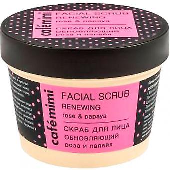 Cafe Mimi Renovating Facial Scrub 110 ml