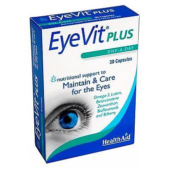 Terveysapu EyeVit Plus 30 cáp