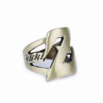 Dragon Ball Z Anime Ring Z Letter Alloy Finger Ring For Cosplay