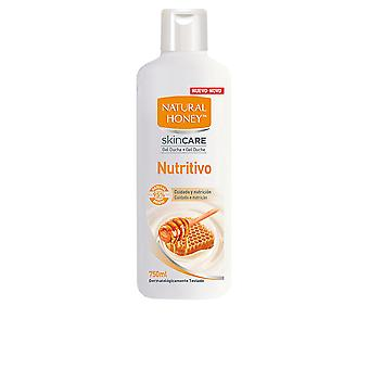 Natuurlijke honing Dermo Nutritivo Douchegel 750 Ml Unisex