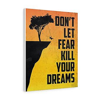 Älä anna pelon