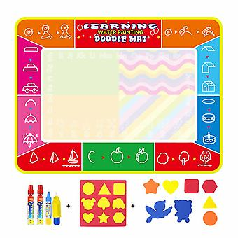 Magic doodle mat educational kids water drawing toys gift kt-3