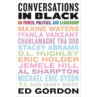 Conversations in Black by Ed Gordon