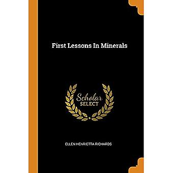 First Lessons In Minerals