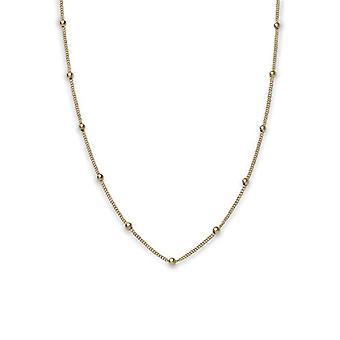 Rosefield Iggy orokleurige Dotted Chain JDCHG-J057 adjustable: 40.00-44.00 cm