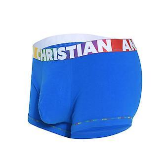 Andrew Christian Almost Naked Cotton Pride Boxer | Men's Underwear | Men's Boxer Shorts