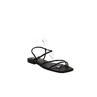 Aqua | Lory Flat Strappy Sandals