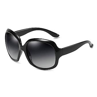 Round Diopter Finished Myopia Polarized Sunglasses