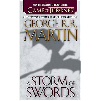 Storm of swords (hbo tie-in edition): a song of 9780345543981