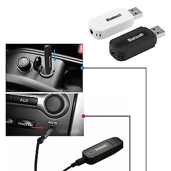 Jack Usb Bluetooth Aux Wireless Car Audio Receiver A2dp Music Receiver Adapter
