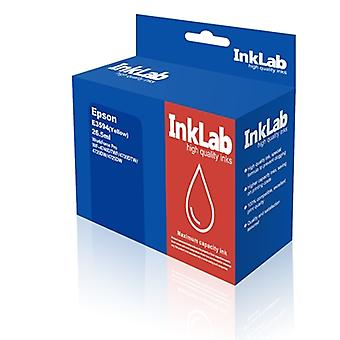 InkLab 35 XL Epson Compatible Yellow Replacment Ink
