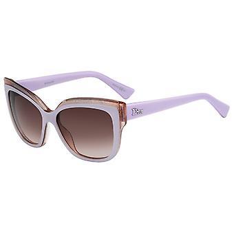 Ladies'Sunglasses Dior DIORGLISTEN2-E5F DIORGLISTEN2-E5F (ø 56 mm)