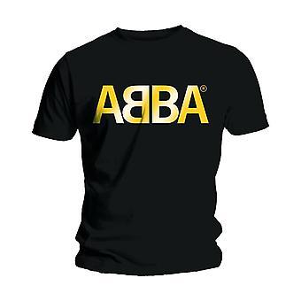 Abba Gold Logo offizielle T-Shirt T-Shirt Unisex
