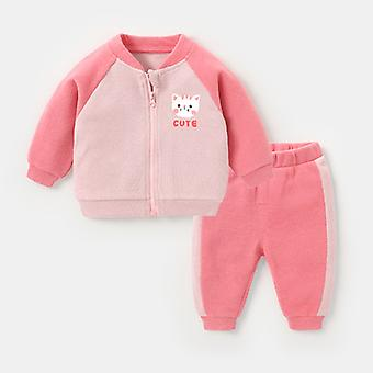 Baby Clothes Sports Two-piece Suit