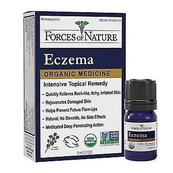 Forces of Nature Eczema Control, 5 ml