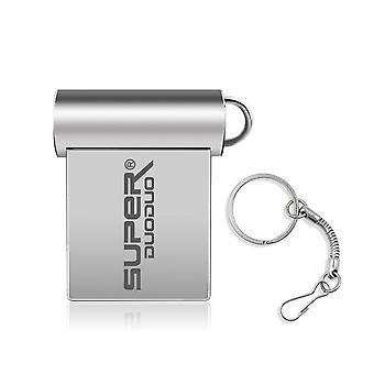 Metall Mini USB Flash Drive 64GB Pendrive Cle USB Flash Stick Pen Drive 64 GB USB Stick