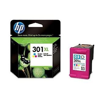 Originele Hp 301XL inktcartridge driekleurig