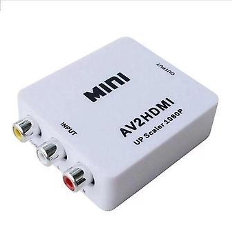 Hdmi-kompatibler Composite-Adapter-Konverter