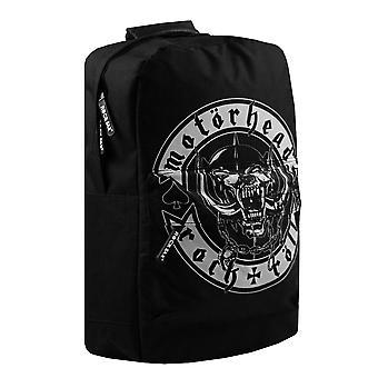 Rock Sax Rock N Roll Motorhead Backpack