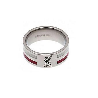 Liverpool FC Farbstreifen Ring Groß
