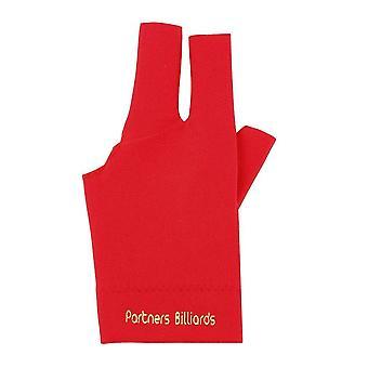 Snooker Cue Handschuh Pool Linke Hand