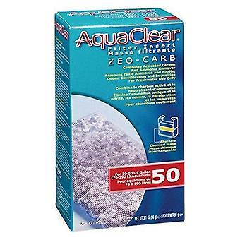 AquaClear Filter Insert - Zeo-Carb - 50 gallon - 1 count