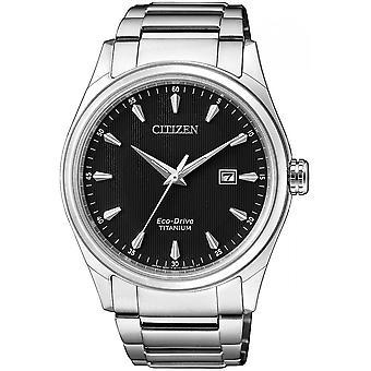 Citizen Silver Titan BM7360-82E Herrenuhr