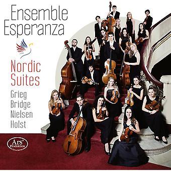 Bridge / Grieg / Ensemble Esperanza / Siranossian - Nordic Suites [SACD] USA import