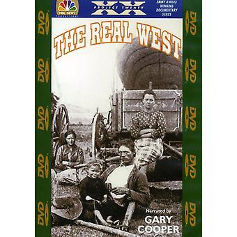 Real oeste importación [DVD] los E.e.u.u.