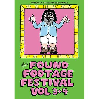 Found Footage Festival: Combo 3 & 4 [DVD] USA import