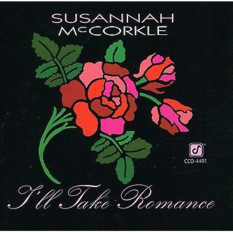 Susannah McCorkle - je vais prendre Romance [CD] USA import