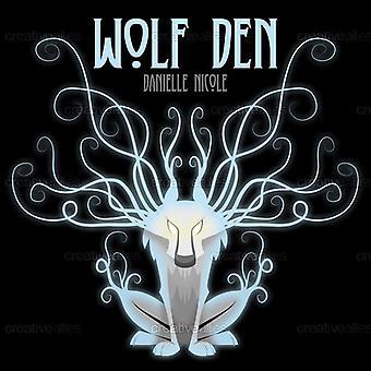 Danielle Nicole - importation USA Wolf Den [CD]