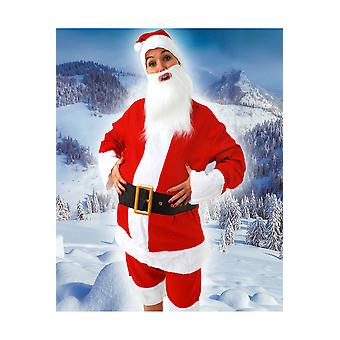 Trajes de los hombres traje de Santa Claus