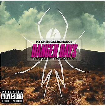 My Chemical Romance - Danger Days: The True Lives of the Fabul [CD] USA import