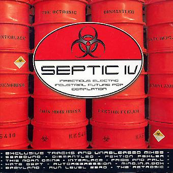 Septic - Vol. 4-Septic [CD] USA import