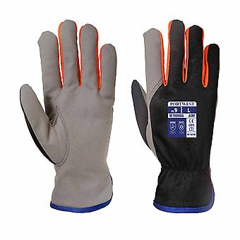 Portwest - 1 paire Pack main Protection thermique Wintershield gant
