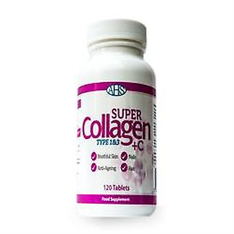 AHS, AHS Super collagene + C, 120 compresse