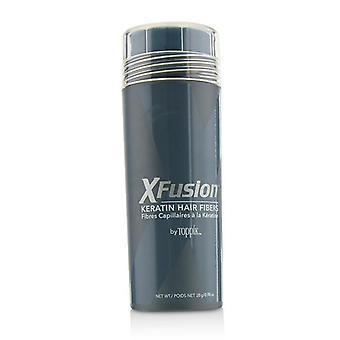 Xfusion Keratin Hair Fibers - # Light Blonde - 28g/0.98oz