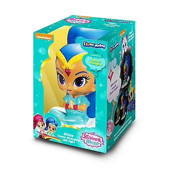 Shimmer And Shine Official Illumi-Mates Shine Bedside Lamp