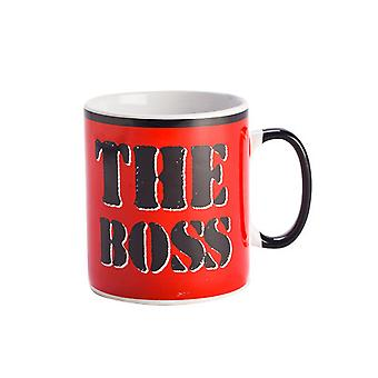 The Boss Giant Mug