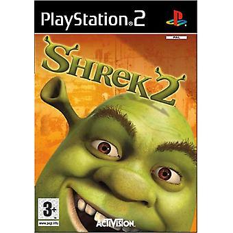 Shrek 2 (PS2) - Ny fabrik förseglad