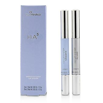 Skin Medica Ha5 Smooth & Plump Lip System - 2x1.5g/0.05oz