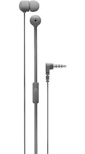 Degauss Labs SPKRS universal in-ear headphones headset 3.5 mm grey