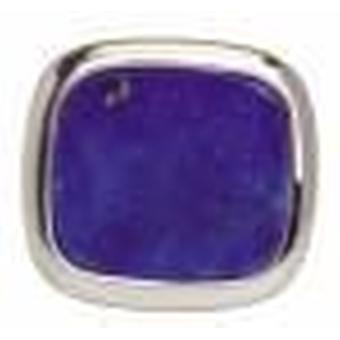 David van Hagen Lapis Lazuli tie TAC-modrá/strieborná