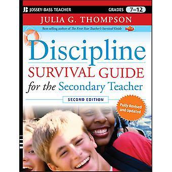 Дисциплина Выживание Руководство для среднего учителя (2-й пересмотренный редактировать