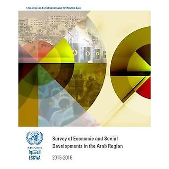 Undersökning av ekonomiska och sociala utvecklingen i den arabiska regionen 2015-20