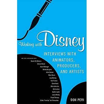 En collaboration avec Disney - entrevues avec des animateurs - producteurs - et Arti