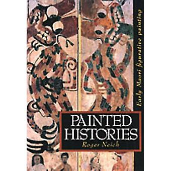 Painted Histories - Early Maori Figurative Painting by Roger Neich - 9