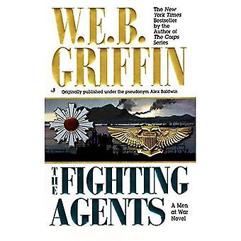 The Fighting Agents (Men at War (Paperback Jove))